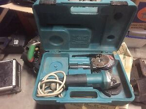 Makita Angle Grinder Newport Pittwater Area Preview