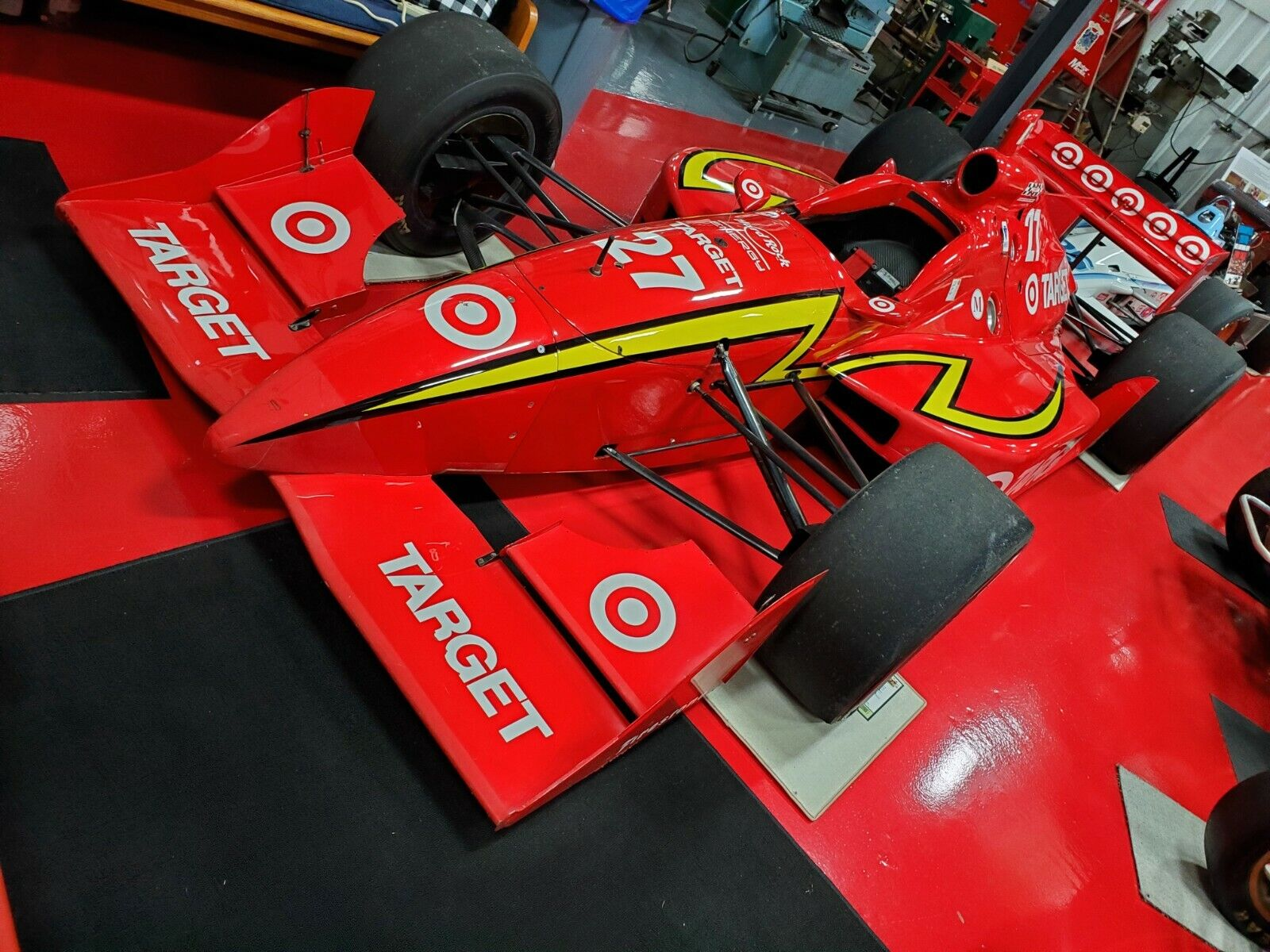 1999 Dallara Indycar Complete Track Ready Indy 500 History W/Spares Indianapolis