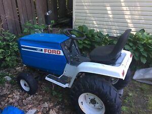 Ford Light Garden Tractor LGT 165