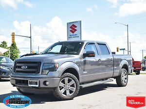 2014 Ford F-150 FX4 Super Crew 4x4 ~Nav ~Leather ~Power Moonroof