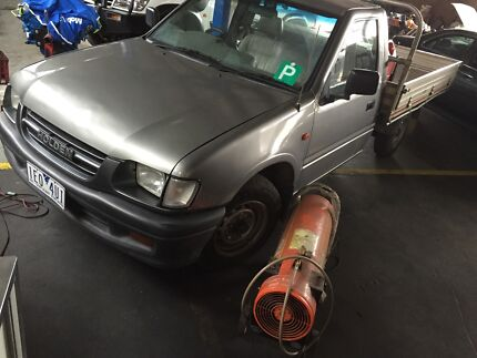 Holden rodeo 1999 REG RWC Campbellfield Hume Area Preview