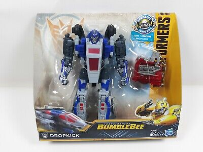 Transformers Bumblebee Energon Igniters Dropkick Figure Helicopter Nitro Series