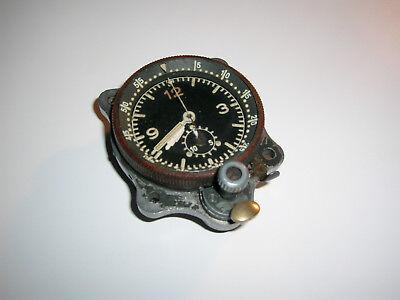 Borduhr, Uhr, Junghans, Me 109, Fw 190, Me 262