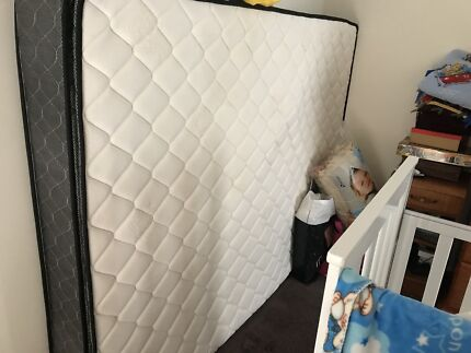 Queen size mattress- like new only 3 months old