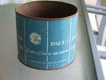 Old collectable tins prices from $2.50, vintage antique Shailer Park Logan Area Preview
