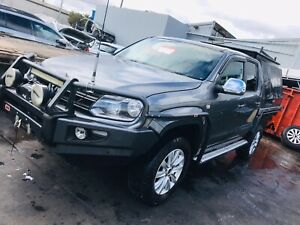 Volkswagen Amarok wrecking, 2012 -2020 3.0 L TDI parts for sell West Footscray Maribyrnong Area Preview