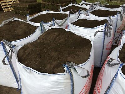 Premium Top Soil. Bulk bags / Wagon Loads Delivered.