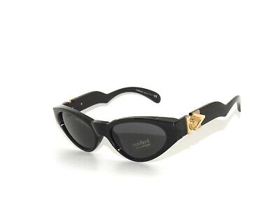 Versace 4373 GB1/87 54 Black Gray  Sunglasses