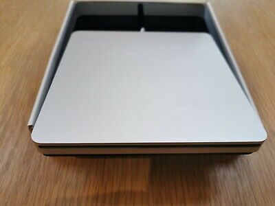 Apple USB SuperDrive DVD Re-Writer - Silver (MD564ZM/A) - Boxed & Pristine