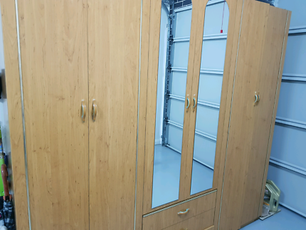 Wanted: 3 used cupboards for sale URGENT SALE
