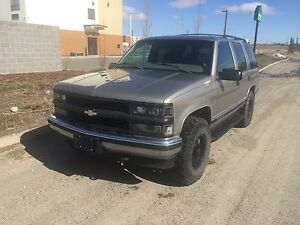 1999 Chevy Tahoe
