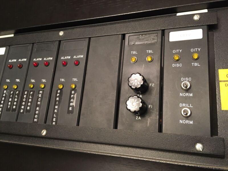 Vintage Simplex 2001 Fire Alarm Panel Power Supply Transformer Board Motherboard