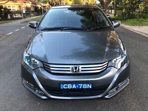 2010 Honda Insight ZE VTI-L Hatchback Hybrid. Croydon Burwood Area Preview