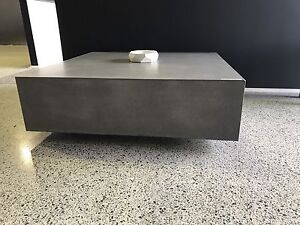 Floating gfrc coffee table Coogee Cockburn Area Preview