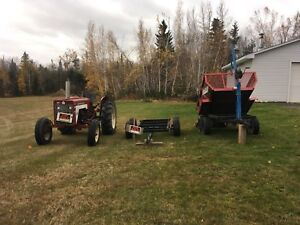 Tractor and Trailers for sale