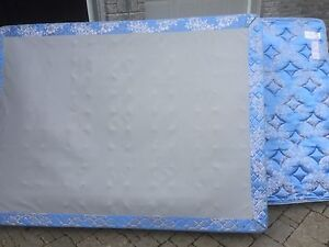 Queen Size Box And Mattress For Sale