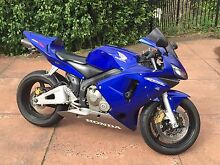 2004 Honda CBR600rr for sale Hawthorn East Boroondara Area Preview