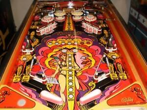 Wanted: Pinball Machine wanted to buy