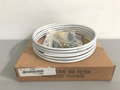 New Dwyer A-605 Air Filter Accessory Package 2t647