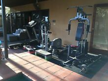 Full Home Gym- Items can be sold separately Altona Hobsons Bay Area Preview