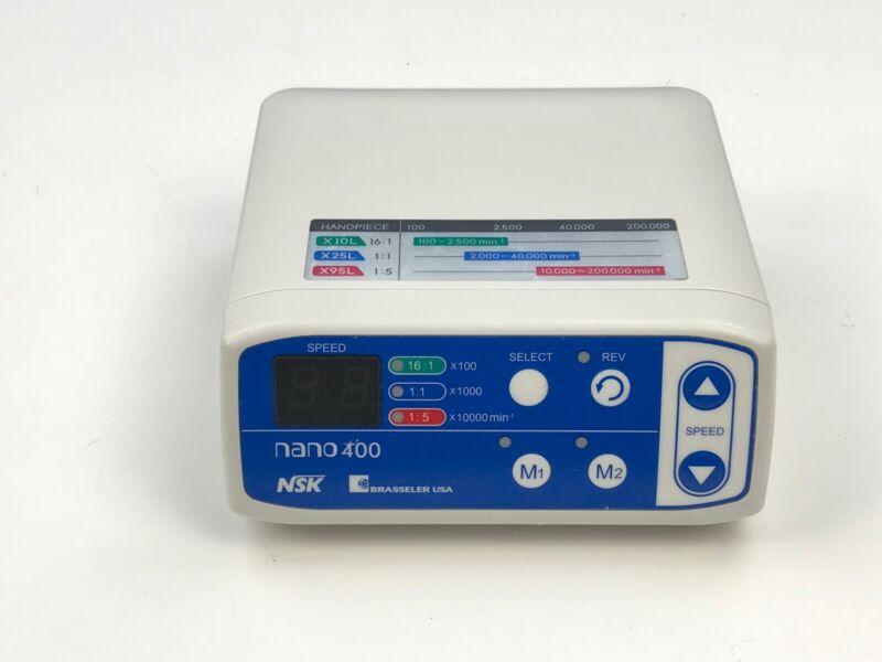 "NSK Brasseler Nano 400 Brushless Dental Electric Motor ""Control Console"" #2"