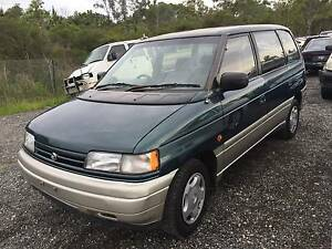WRECKING 1993 MODEL MAZDA MPV. ALL COMPLETE ON 9/12/16 Willawong Brisbane South West Preview