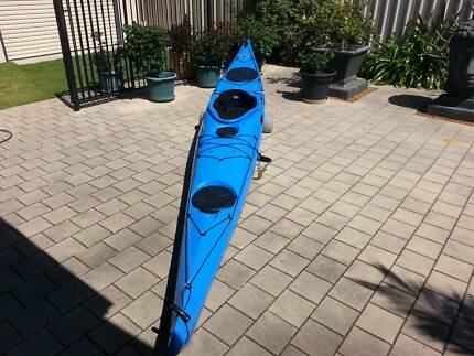 P@H Delphin 155 sea kayak made in UK Bertram Kwinana Area Preview