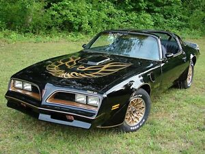 LOOKING FOR 70's TRANS AM