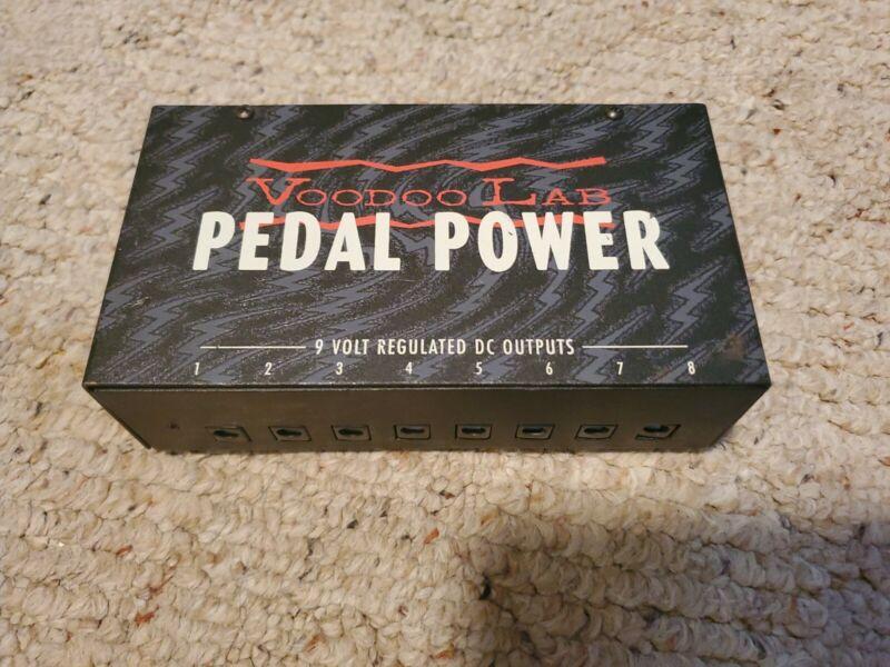 Voodoo labs pedal power