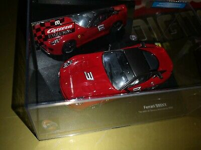 "Carrera Digital 132 Ferrari 599 XX ""30532"" Neu Rarität"