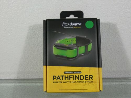 Dogtra Pathfinder Additional E-Collar, GPS Tracking and Training