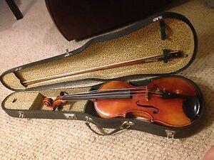 1961 Roman Teller violin