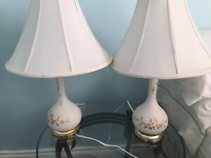 Set Of Lamps $25