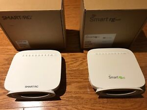 2x Smart RG DSL Modem routers Teksavvy