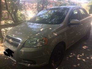 Certified 2011 Chevy Aveo
