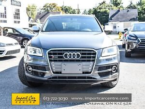 2016 Audi SQ5 3.0T Technik B&O DRIVE SELECT NAV WOW!!