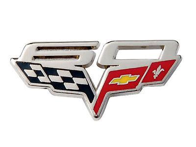 Corvette 60th Anniversary Hat/Lapel Pin