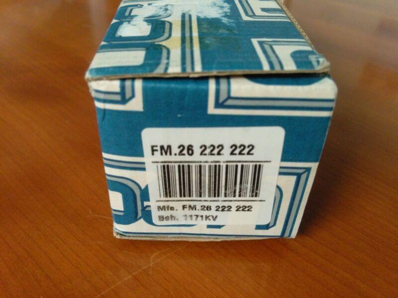 PARKER UCC FM.26 222 222 FLOWMETER, 5-46 L/min,  NEW IN BOX, 60 DAYS WARRANTY