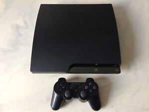 PS3 slim 250gb