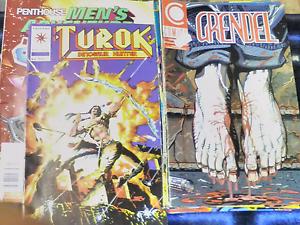 55 Old Comics 4 $50 Deer Park Brimbank Area Preview