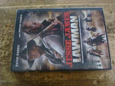 Jesse James: Lawman DVD Kevin Sorbo, Peter Fonda NEW & SEALED, FREE SHIP