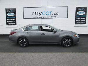 2018 Nissan Altima 2.5 SV POWER SUNROOF, HEATED SEATS, BACK U...