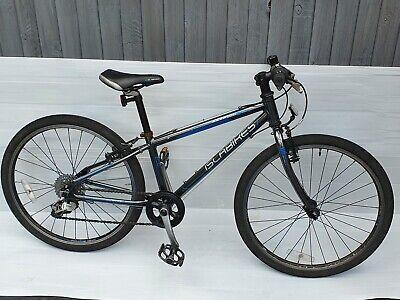 Islabike Beinn 24 Grey / Blue aluminium children's bike (not Frog)