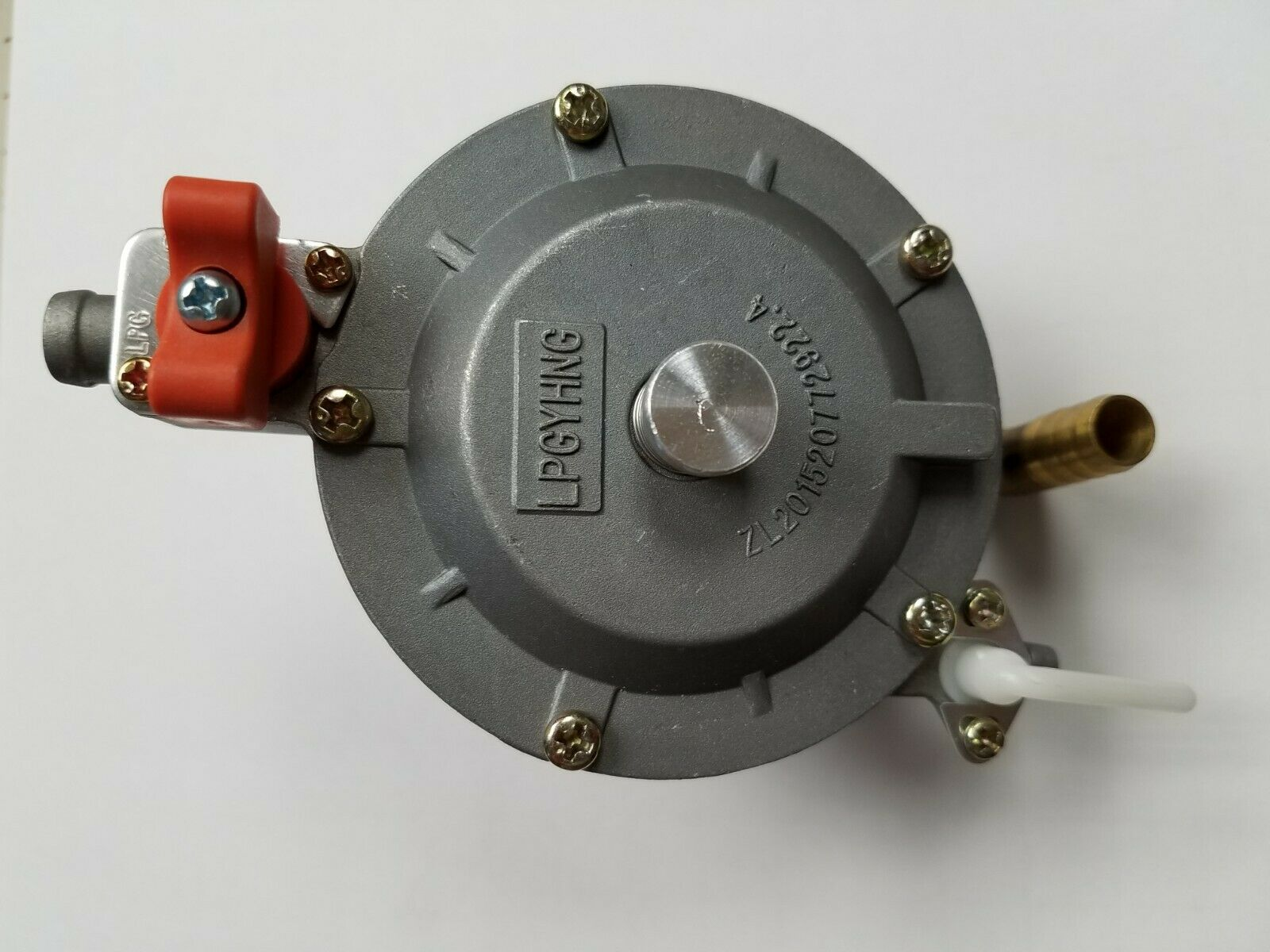 *New* - Chinese Natural Gas  and Propane  Regulator Please S