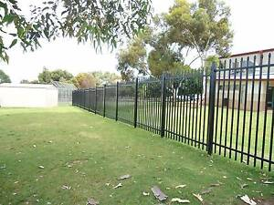 Garrison fencing, steel security fencing,industrial fencing perth Osborne Park Stirling Area Preview