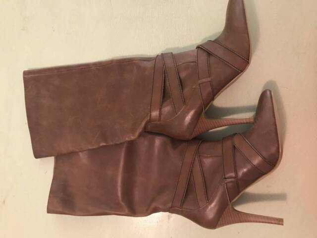 Ladies Leather Boots Women S Shoes Gumtree Australia