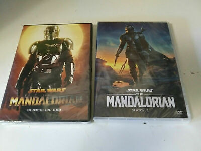 The Mandalorian : Complete Season 1-2 Brand New Fast Shipping