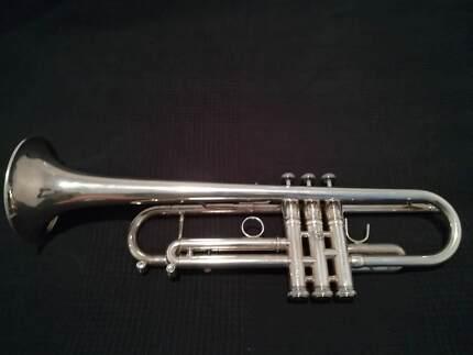 Trumpet Stomvi Mambo Titanium