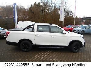 Ssangyong MUSSO GRAND 2,2 e-XDi 181 PS 6AG / AHK / UMBAU