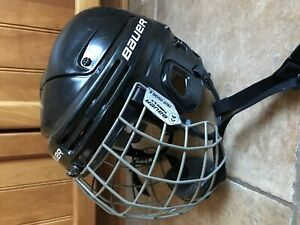 Bauer hockey helmet size small